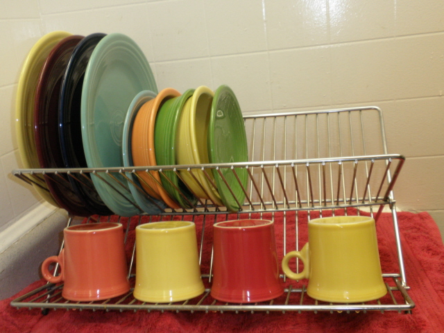 I love my Fiestaware