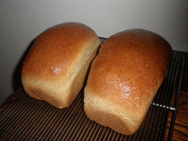 Delicious homemade bread.